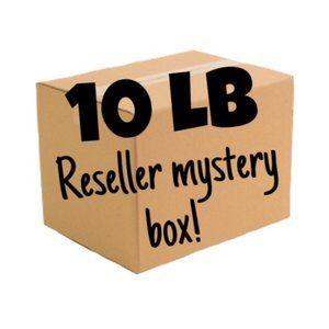40+ Pcs Reseller 10 Pound Mystery Box 0M-3T Kids